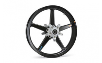 BST Carbon Fiber Wheel Front 3.0 x 19 Touring