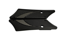 Bag Latches for Harley Davidson: Carbon Tech Black Label Baggers Edition