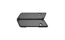 Bag Latches for Harley Davidson: Grand Prix Edition with Carbon Fiber