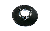 58mm Backing Plate for Round Ciro Air Cleaners