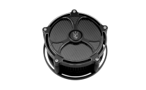 Air Cleaner for Harley Davidson: Carbon Tech Black Label Baggers Edition